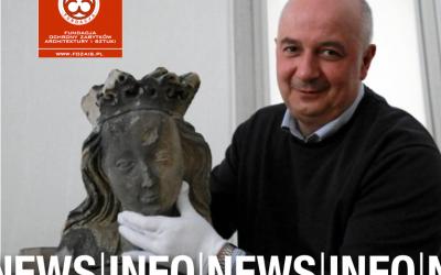 Madonna wraca do Wrocławia. Historia scalonej rzeźby